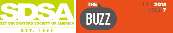 JULY 2015 ISSUE 7 BUZZ HEADER